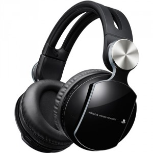 Sony Pulse Wireless Headset Elite Edition