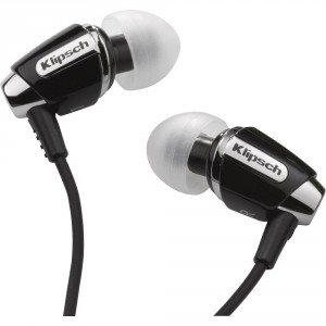 Klipsch Image S4A for Android (Black)