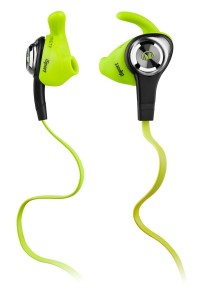 Monster iSport Intensity In-Ear Headphones (Green)