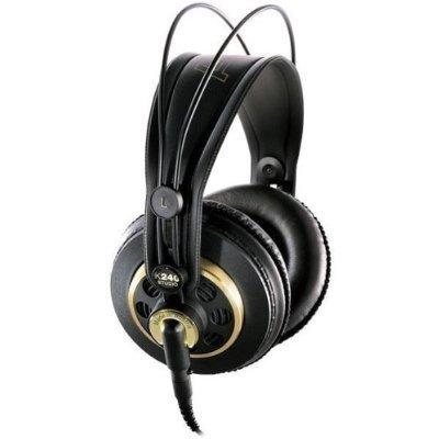 AKG K240 Semi-Open Studio Headphones Review