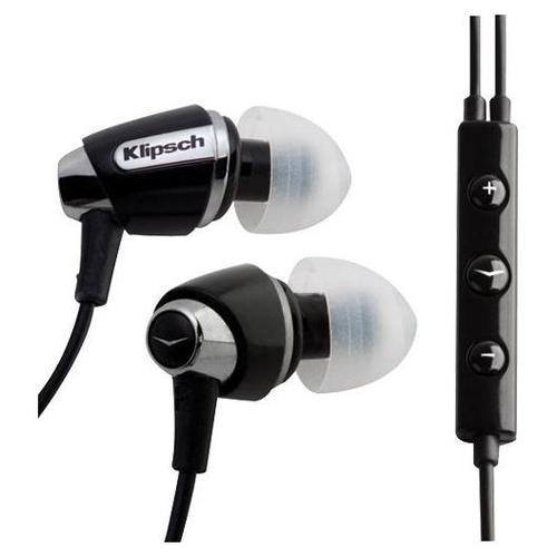 Klipsch Image S4i Black In-Ear Headphones Review
