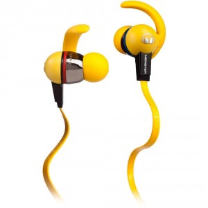 Monster iSport LiveStrong (Yellow)