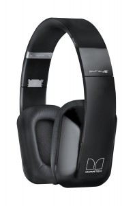 Nokia Purity Pro by Monster (Black)